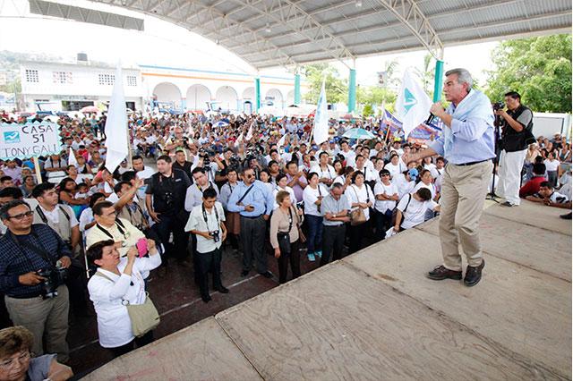 Movimiento Ciudadano ya se sumó a la candidatura, revela Gali