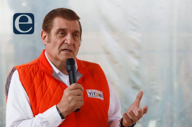 Yamil Yitani pide a Barbosa más seguridad para candidatos
