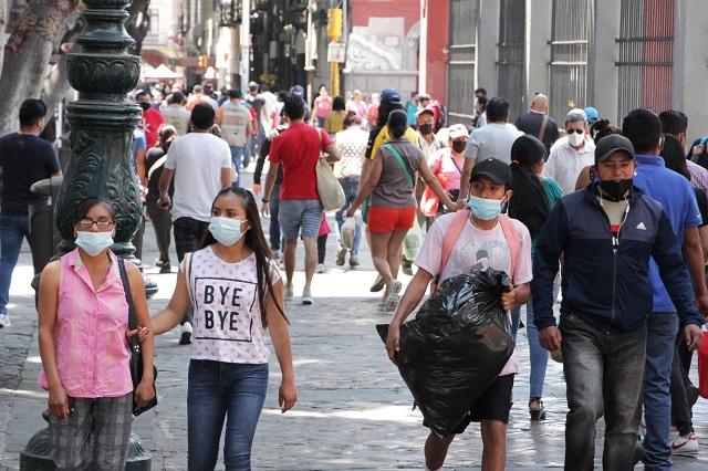 Corren a 14 ambulantes y clausuran 3 negocios, en Puebla capital