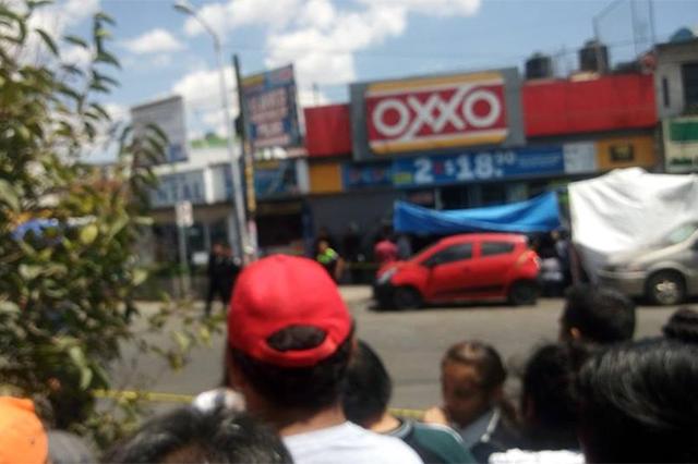 Movilizaci n policiaca en oxxo de las torres por la muerte for Interior y policia consulta de arma