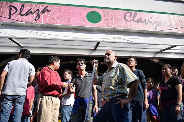 Xalapa: movilización por intento de saqueo, dos detenidos