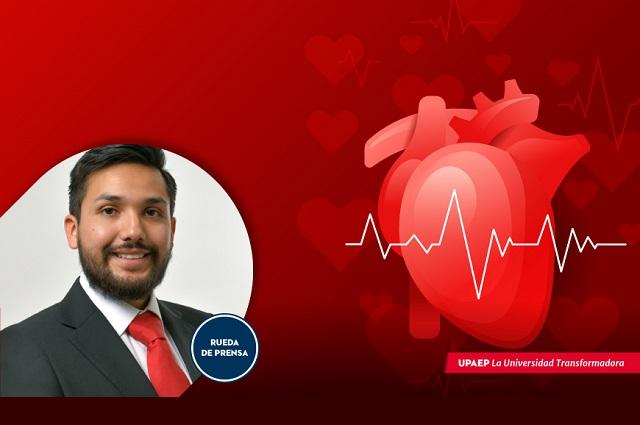 Tiene Puebla 33 mil 456 casos de enfermos cardiovasculares