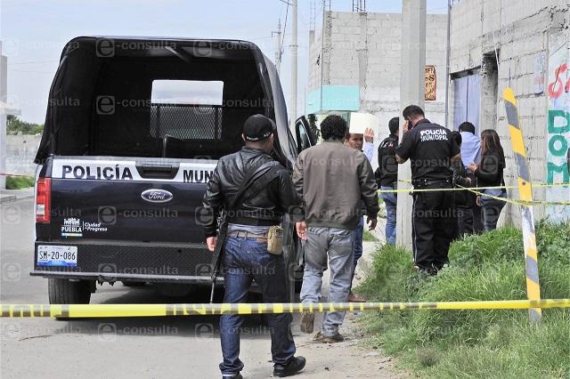 Hallan cadáver de mujer vestida de enfermera en límites Puebla-Tlaxcala