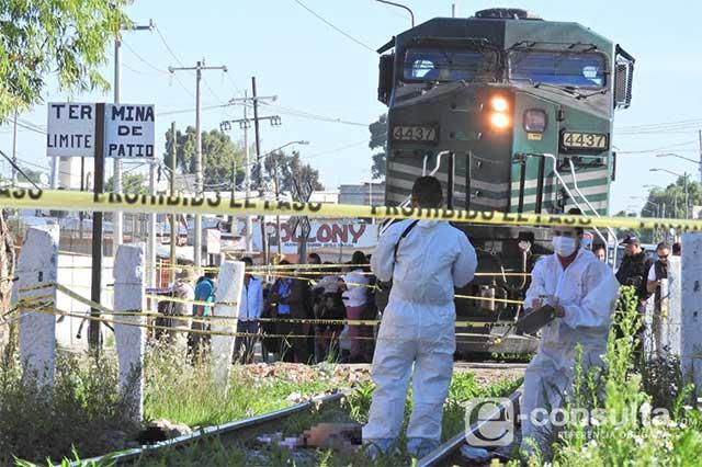 Hombre muere decapitado por el tren en Xochimehuacan