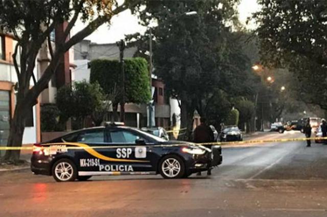 Muere en Coyoacán un menor de edad que se lanzó desde una azotea