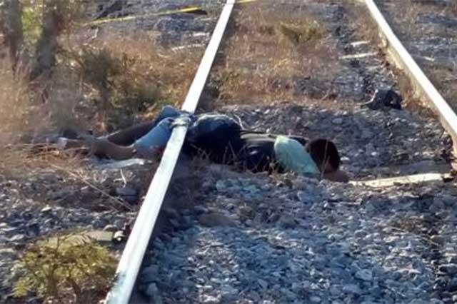 Trunca tren otro sueño americano de migrante