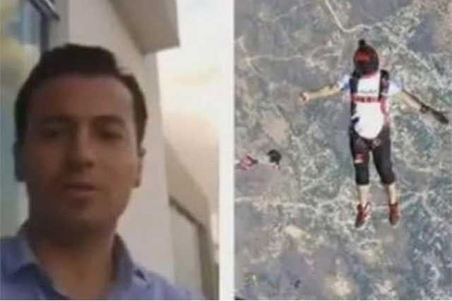 Muere paracaidista mexicano en salto de ensayo en isla panameña
