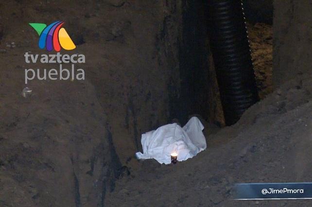 Mueren sepultados dos albañiles en la Gonzalo Bautista