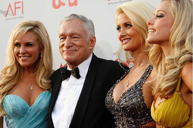 Muere a los 91 años, Hugh Hefner, fundador de la revista Playboy