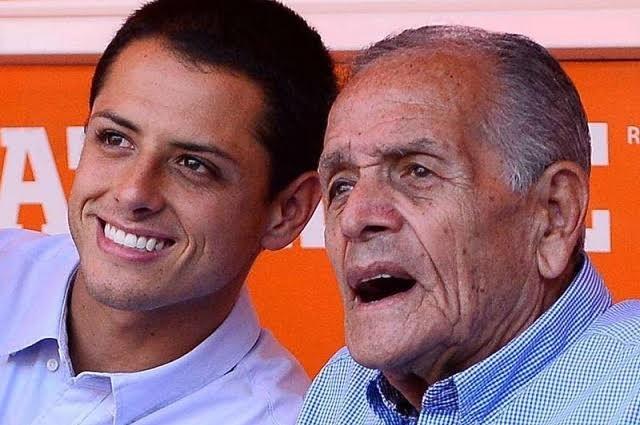 Fallece Tomás Balcázar, futbolista y abuelo de Javier 'Chicharito' Hernández