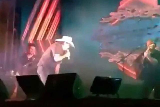 Muere en pleno concierto el cantante brasileño Juliano Cezar