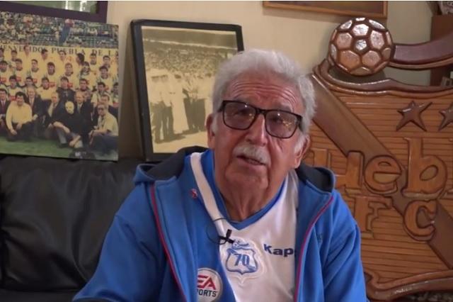 Muere Pepe Grillo, aficionado entrañable en la historia del Puebla