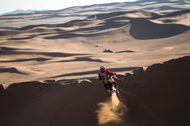Pierre Cherpin muere a causa de una caída en el Dakar Rally 2021