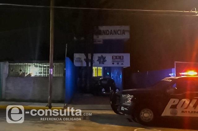 Muere policía tras caer al podar un árbol en San Antonio Abad