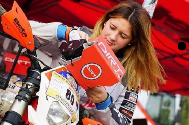 Sara Lenzi, pilota de 18 años, pierde la vida durante Rally de Italia