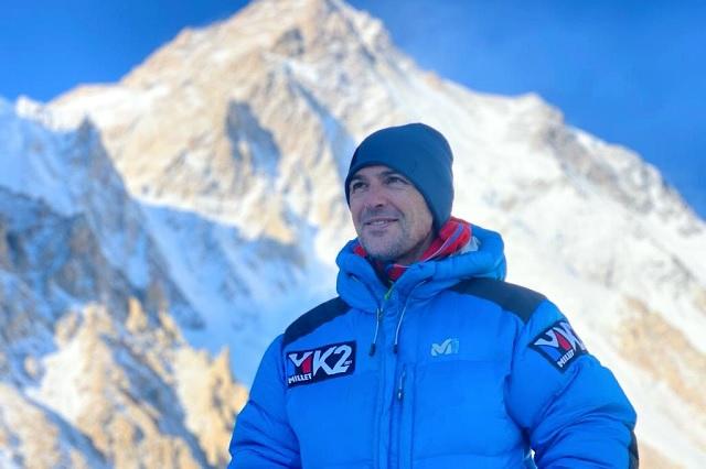 Muere alpinista español Sergi Mingote durante ascenso al K2