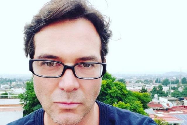 Murió el actor Rodrigo Mejía, esposo de la conductora Gaby Crauss