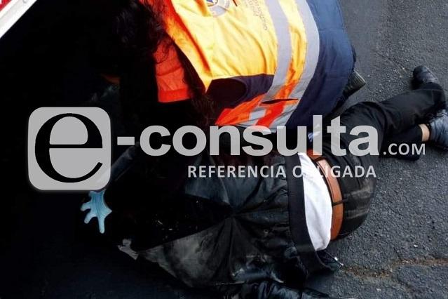Hombre muere atropellado cerca de Plaza Dorada