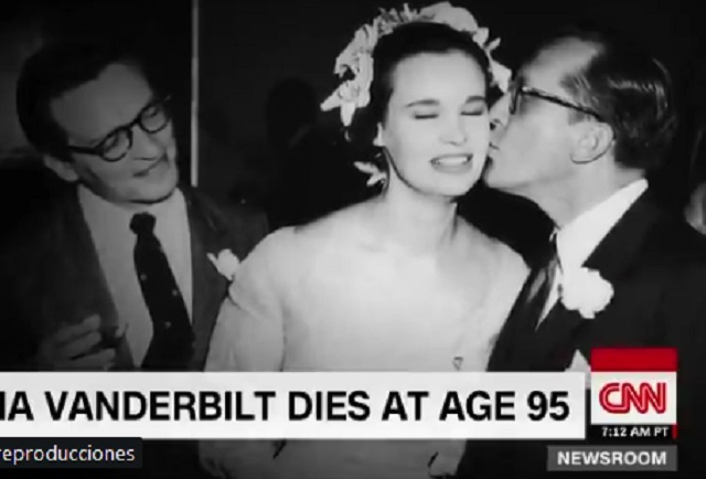 Murió Gloria Vanderbilt, diseñadora y artista de corazón
