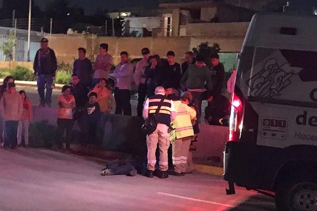 Hombre muere atropellado en Bulevar Carmelitas; conductor huyó