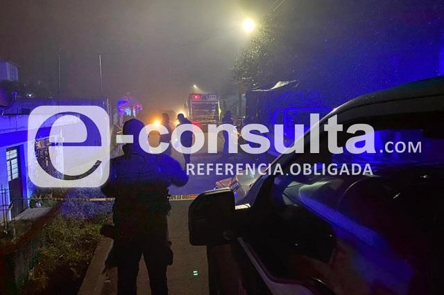 Niño muere atropellado por camión de basura en Teziutlán
