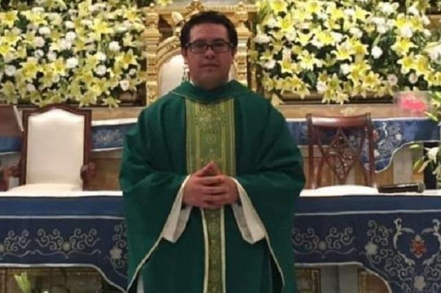 Muere sacerdote poblano de 36 años a causa de Coronavirus