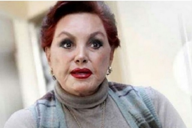 Murió la actriz Sonia Infante a los 75 años de edad