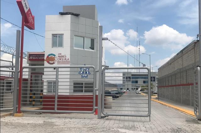 Muere en los separos de Seguridad Pública de San Andrés Cholula