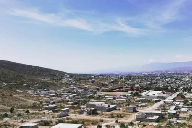 Fallece hombre en colonia Paraíso de Jesús en Tehuacán