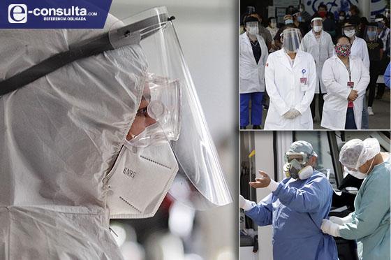 Vacuna llega con más de 7 mil contagios en médicos de Puebla
