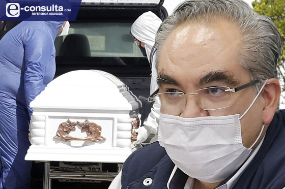 Muerte por Covid pega más a los adultos mayores en Puebla