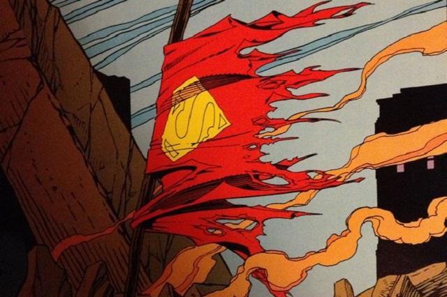 Estrenan el primer tráiler de la película de La Muerte de Superman