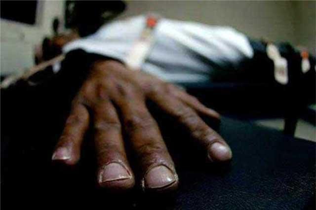 Hombre se suicida tomando pastillas de sulfato de aluminio