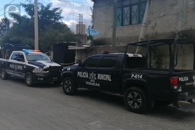 Hallan sin vida a octogenario en su patio en Tehuacán