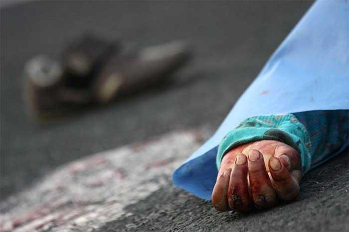 Encuentran cadáver de hombre semicalcinado en Nopalucan