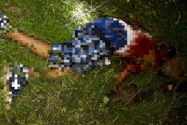 Riña entre pandilleros deja un muerto en Huaquechula