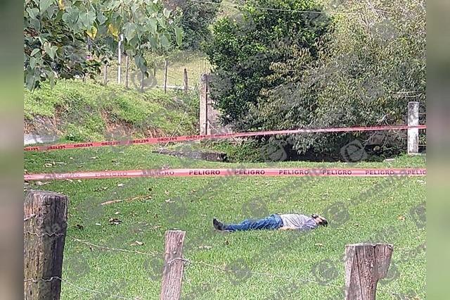 Matan a asaltante en Rancho las Bugambilias en Cuahueyatla
