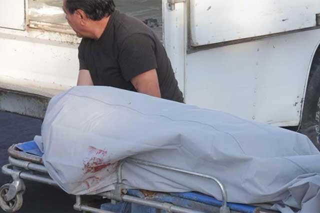 Hallan baleado y calcinado en Atlixco a taxista desaparecido