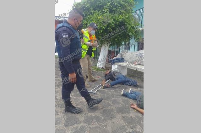 Muere hombre y dos se intoxican con bebidas adulteradas en Teziutlán