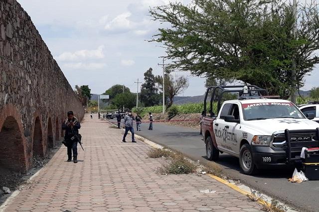 Asesinan a hombre de la tercera edad en Izúcar durante asalto