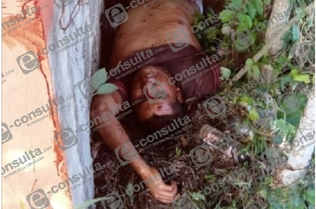 Desnudo y sin vida, hallan cuerpo en Jalpan