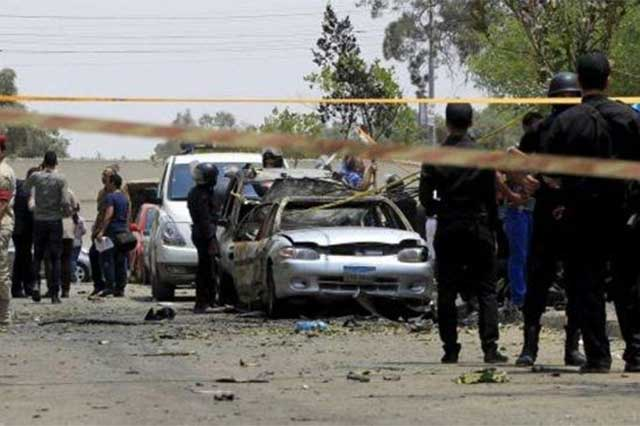 Erigirán en Egipto un memorial en honor de los 8 mexicanos que mató su ejército