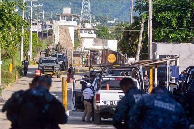 Aumenta a 6 el número de reos muertos en riña en penal de Acapulco
