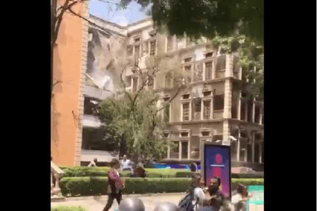 Confirman la muerte de 5 personas en el Tec de Monterrey CDMX