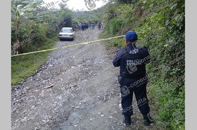 Ejecutan a un hombre y una mujer en Pahuatlán