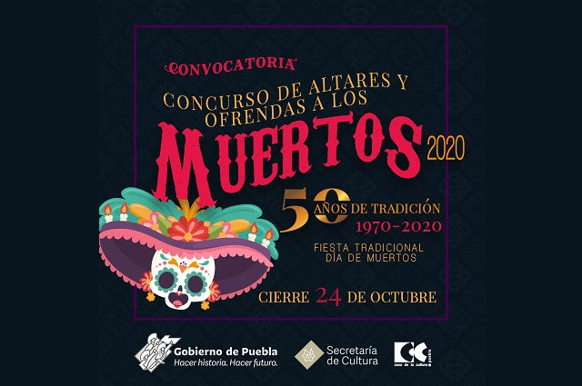 Celebrarán  Día de Muertos con exposición fotográfica de ofrendas