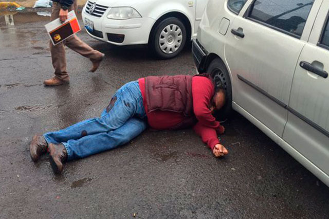 Banda de robo a cuentahabientes, la que mató al ministerial