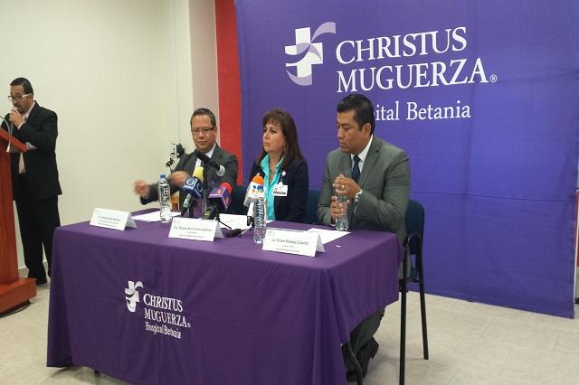 Realizarán cirugías gratuitas de malformaciones faciales en Puebla