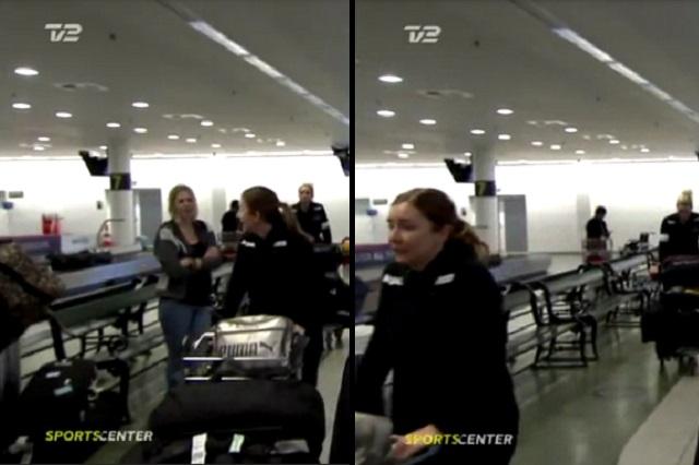 Descubren misterio de mujer que desaparece ante las cámaras de TV