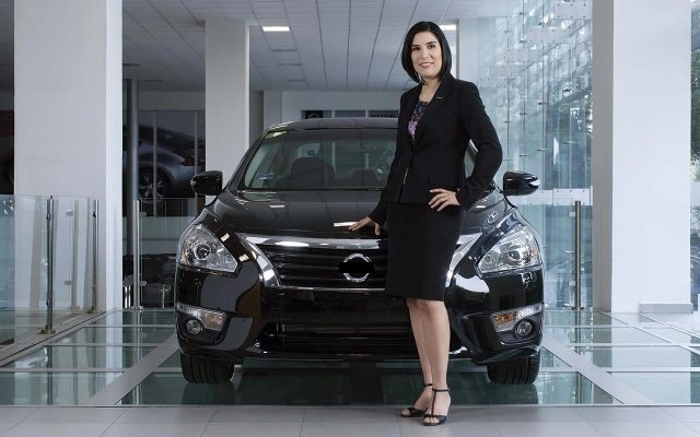 3 claves de Mayra González para tener éxito en territorio de hombres